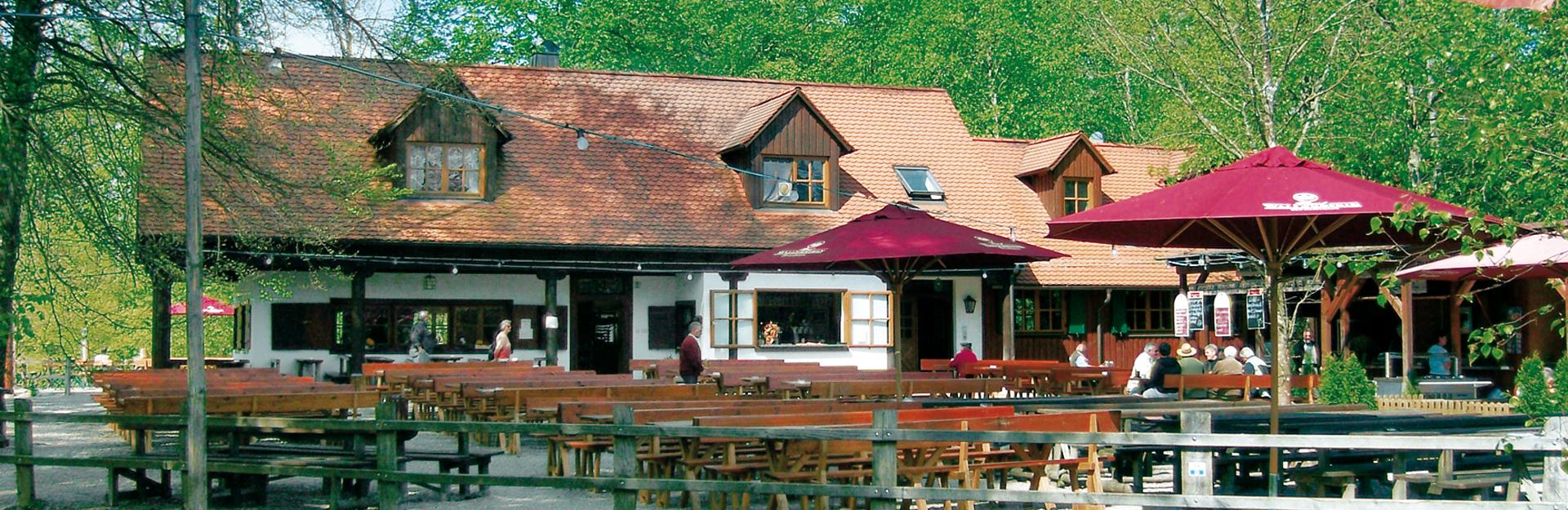 Waldschänke Eisbrunn: Schänke.