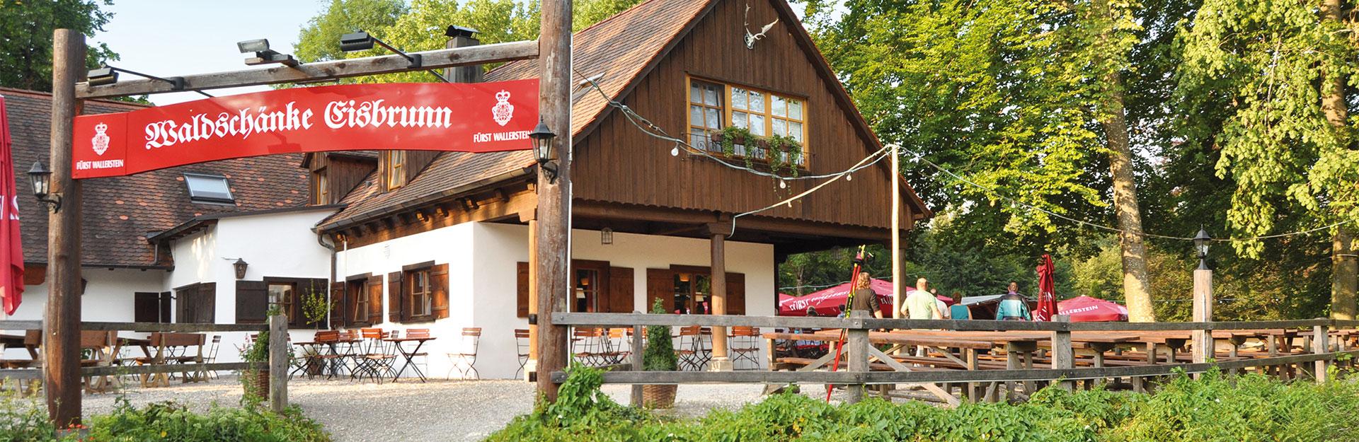 Waldschänke Eisbrunn: Home